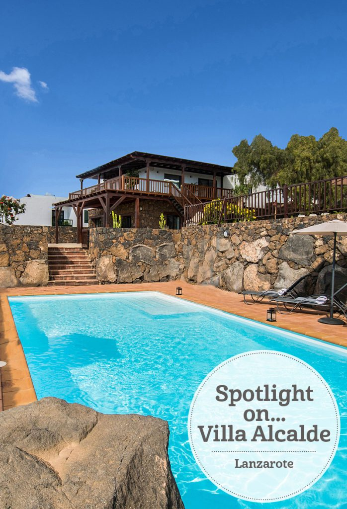 The i-escape blog / Spotlight on Villa Alcalde, Lanzarote