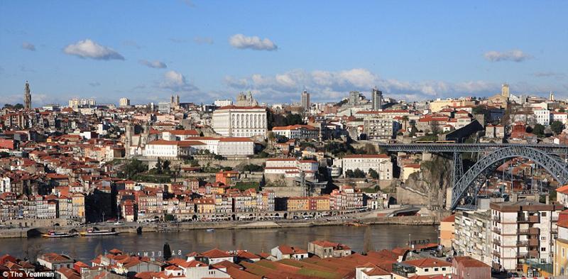 The i-escape blog / Easy wellness breaks in Europe / Porto