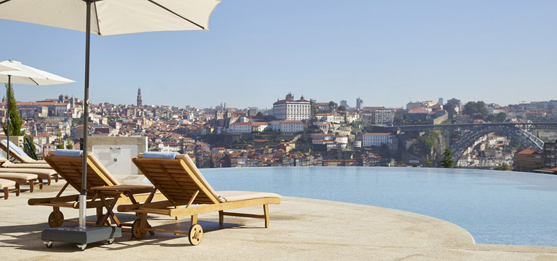 The i-escape blog / Easy wellness breaks in Europe / The Yeatman