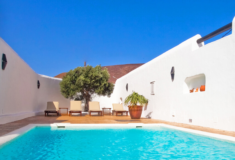 The i-escape blog / The Canary islands: fly & flop / Villa Guatiza