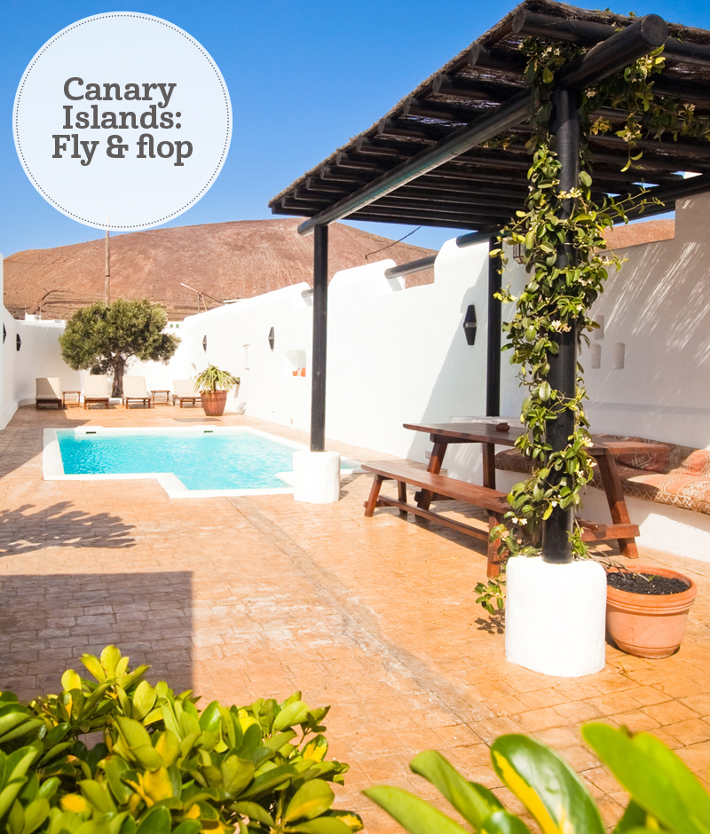 The i-escape blog / The Canary islands: fly & flop