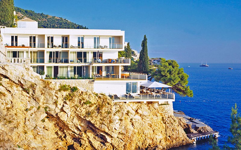 i-escape blog / Our favourite babymoon ideas / Villa Dubrovnik