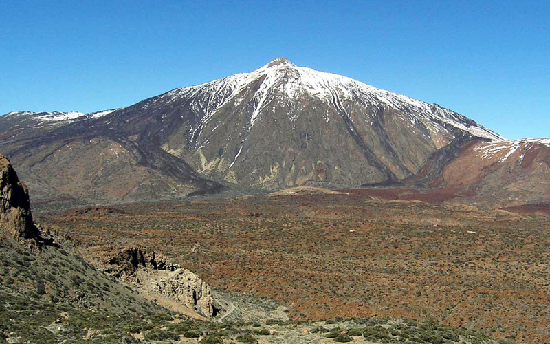 i-escape blog / Canary Islands Family Adventures / Pico del Teide National Park