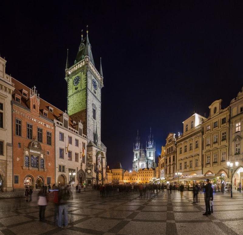 The i-escape blog / Easy wellness breaks in Europe / Prague