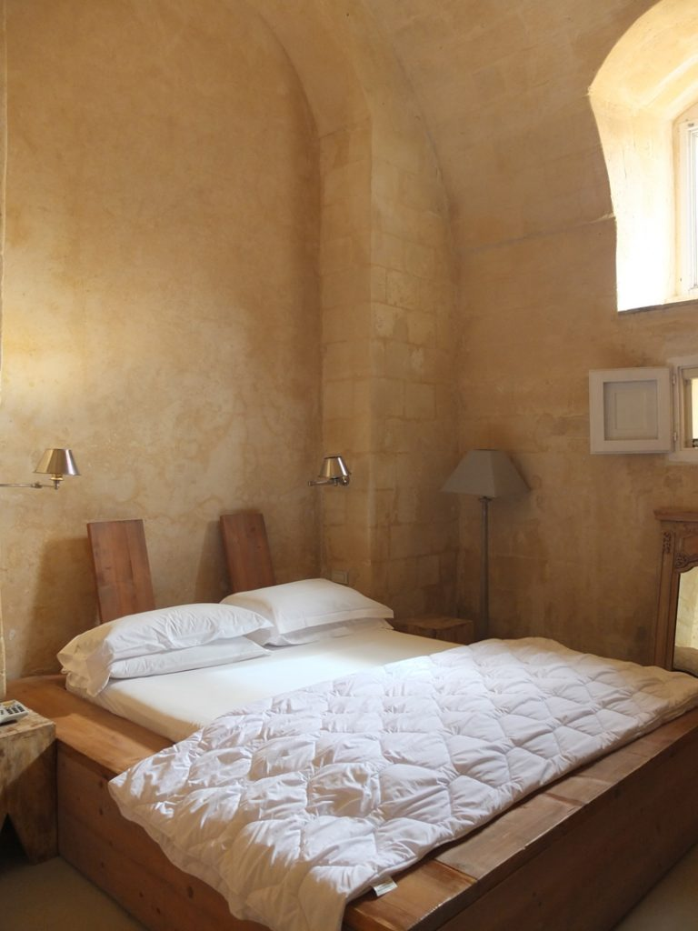 The i-escape blog / The best places to visit in Puglia and Basilicata / L'Hotel in Pietra