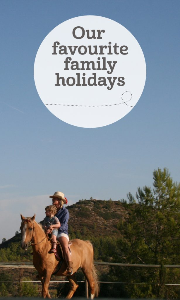 The i-escape blog / Our favourite i-escape family holidays