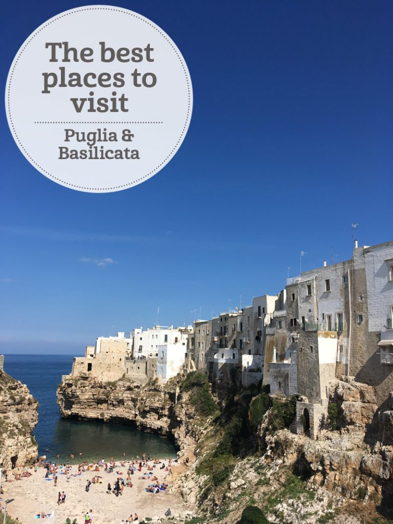 The i-escape blog / The best places to visit in Puglia & Basilicata
