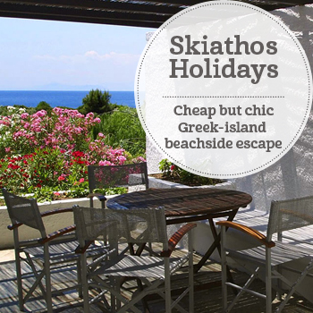 The i-escape blog / Skiathos Holidays