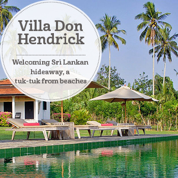 The i-escape blog / Villa Don Hendrick