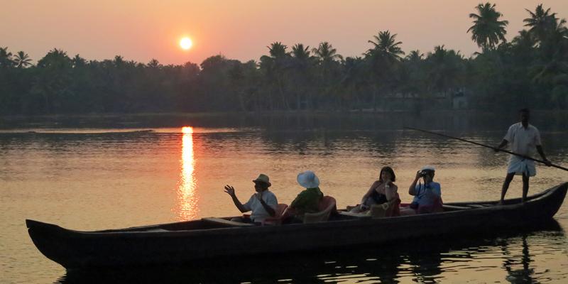 The i-escape blog / Top 5 hotel gifts / Vismaya Lake Heritage