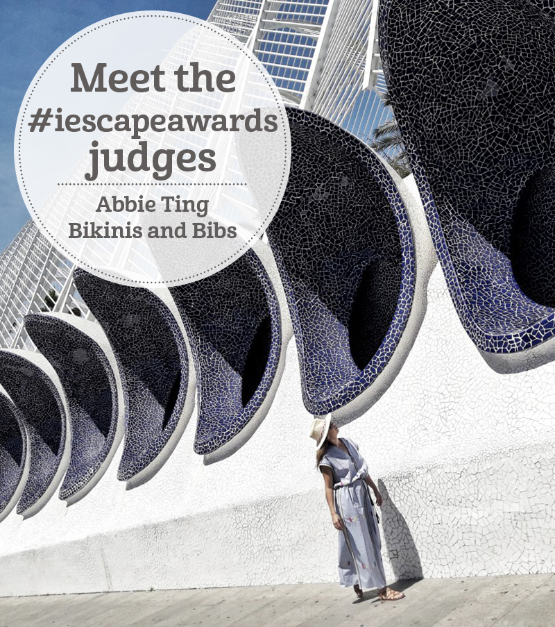 The i-escape blog / Meet the judges: Abbie Ting of Bikinis and Bibs