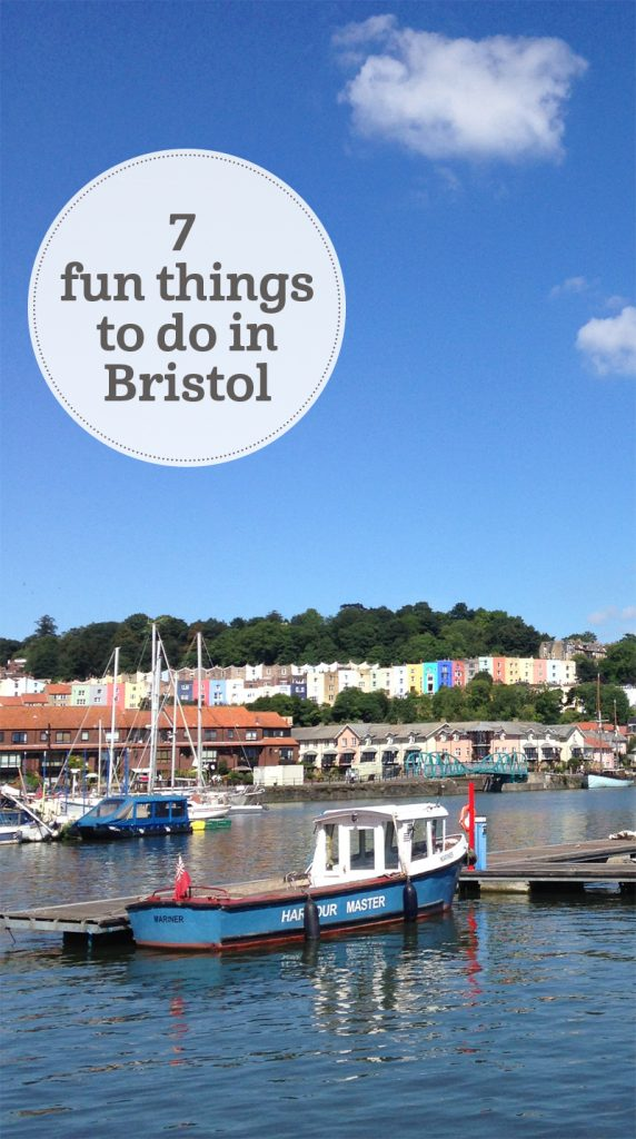 The i-escape blog / 7 fun things to do in Bristol
