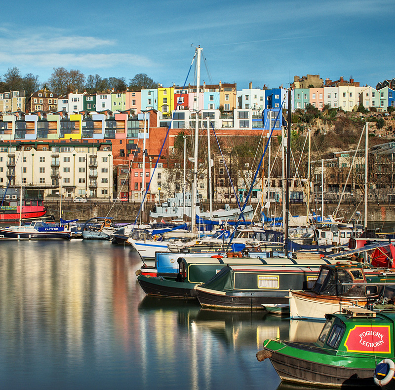 i-escape blog / 7 fun things to do in Bristol / Bristol Harbour