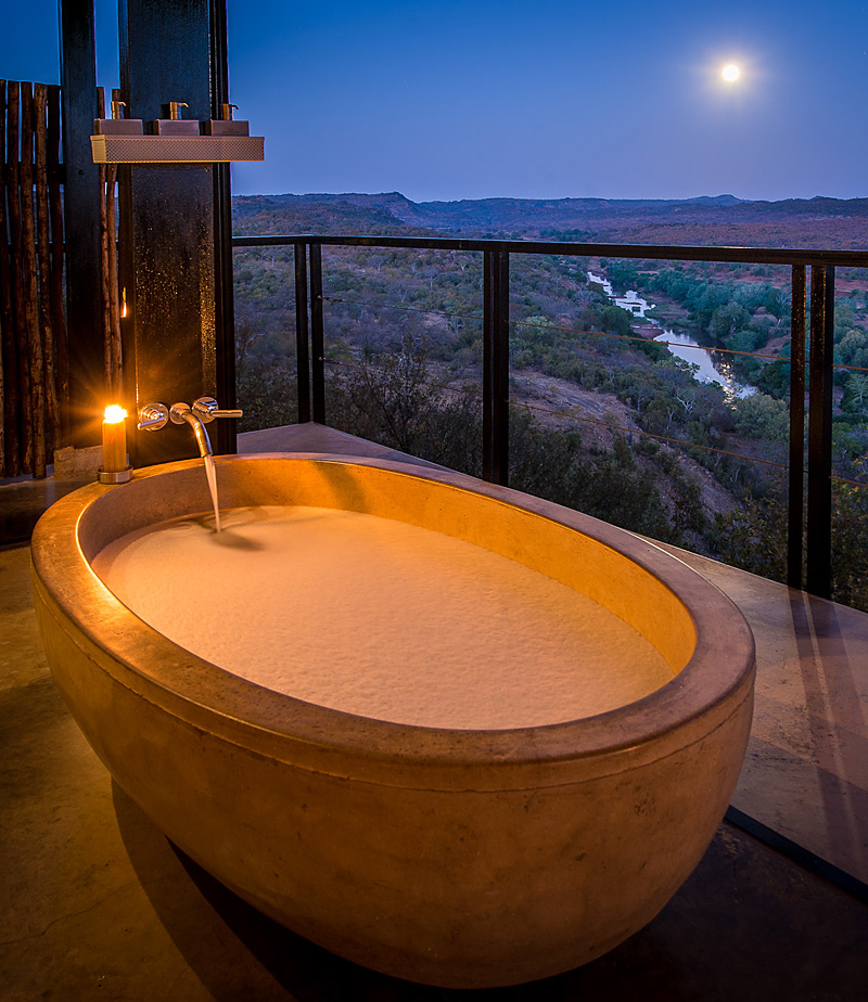 i-escape blog / Hotels with amazing views / The Outpost, South Africa