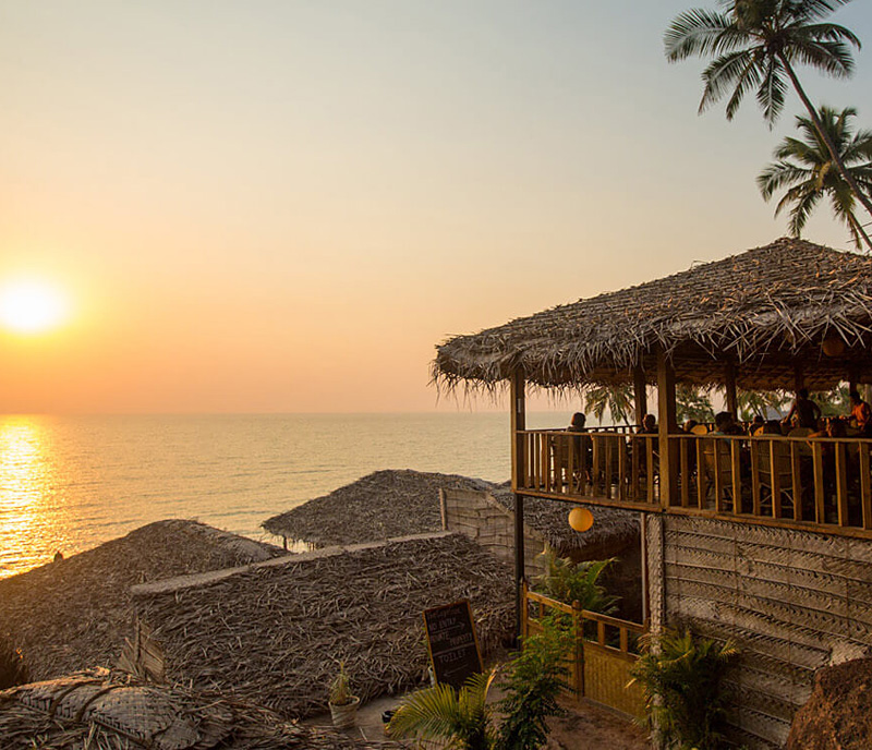 i-escape blog / Hotels with amazing views / The Cape Goa, India