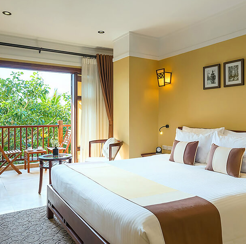 i-escape blog / Hotels with amazing views / La Siesta Hoi An Resort, Vietnam