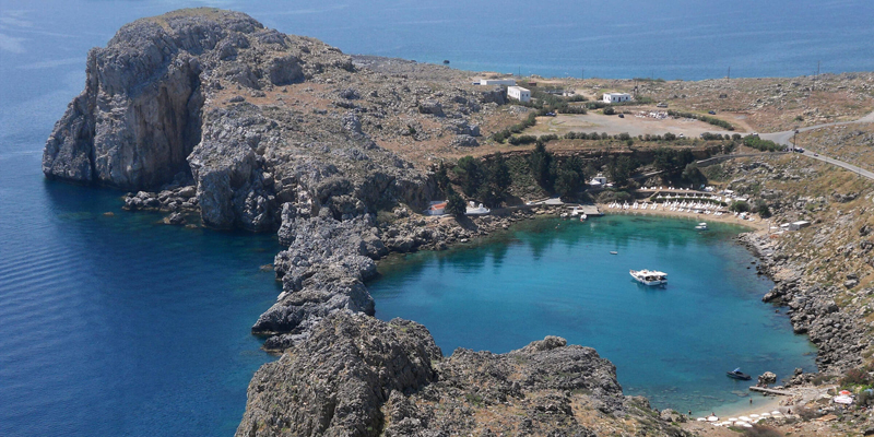 The i-escape blog / Our favourite beaches in the world / Lindos