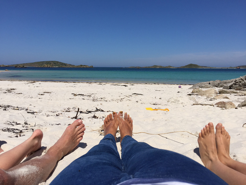 The i-escape blog / Our favourite beaches in the world / Tresco