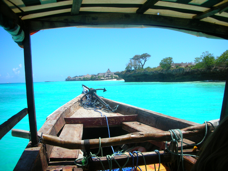 The i-escape blog / Our favourite beaches in the world / Zanzibar