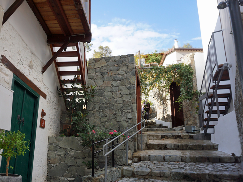 i-escape blog / Just Back From Cyprus / Casale Panayiotis