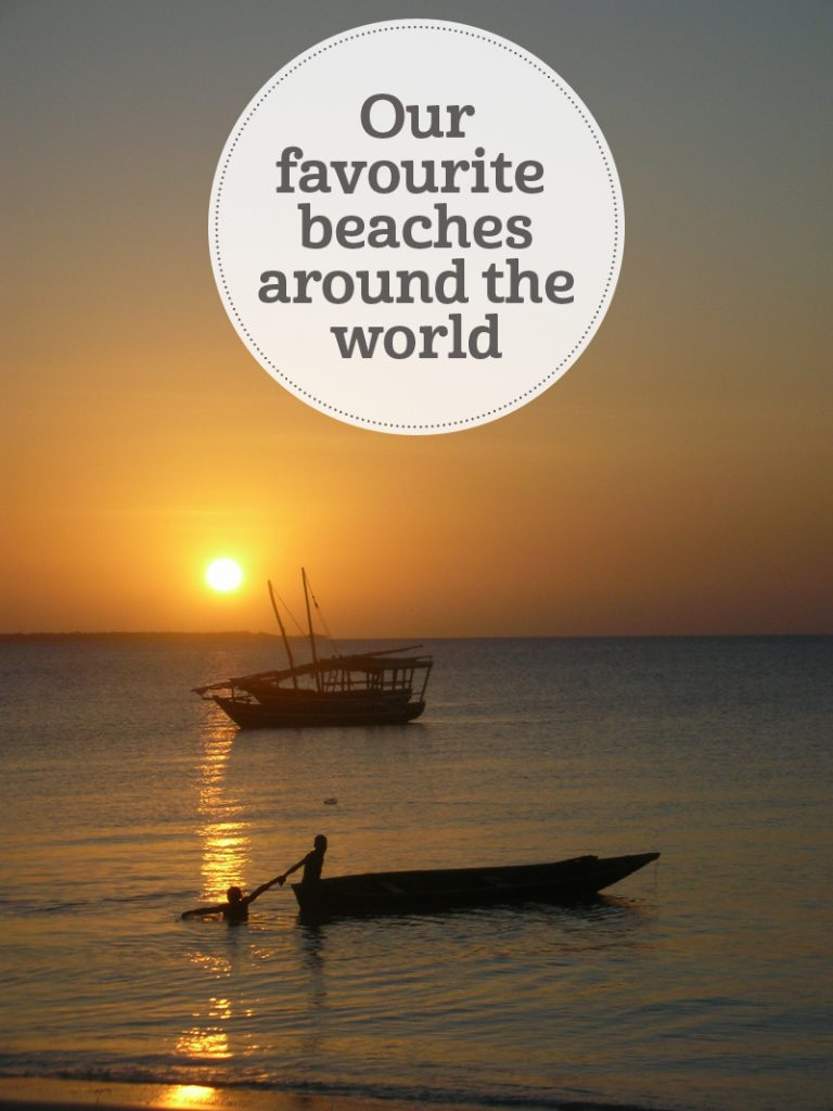 The i-escape blog / Our favourite beaches in the world