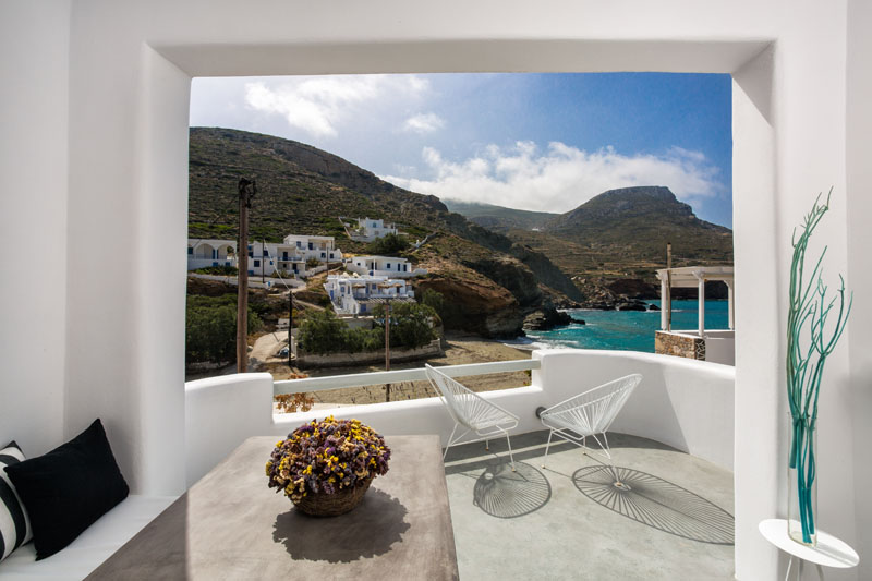The i-escape blog / i-escape's travel predictions for 2018 / Folegandros