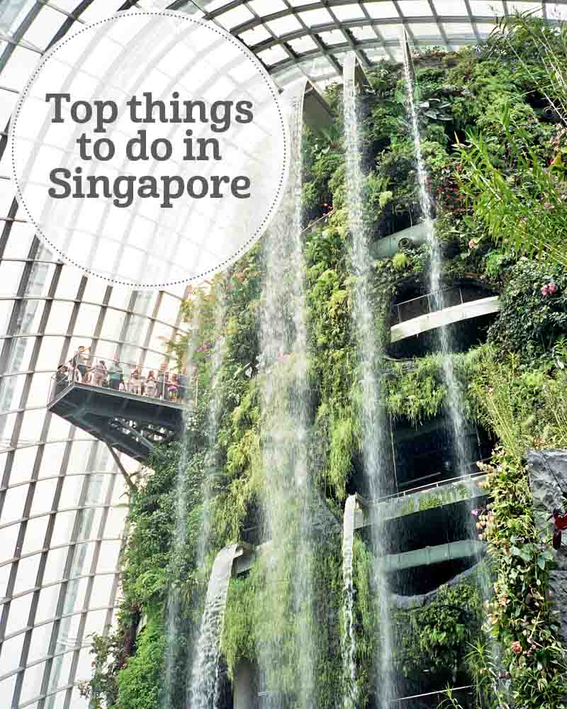 i-escape blog / Top things to do in Singapore / Pin this