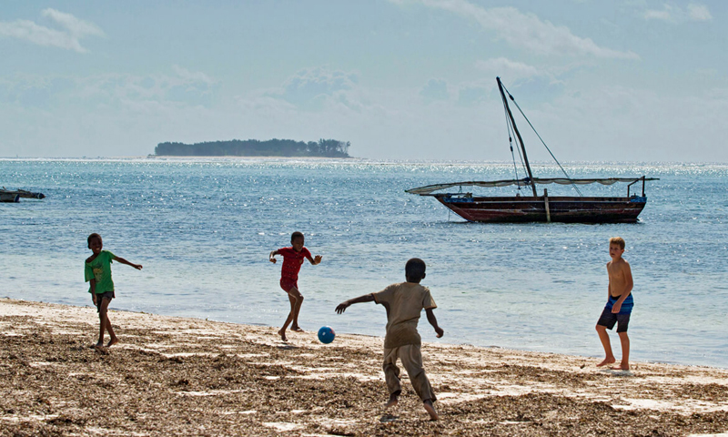 The i-escape blog / Our favourite beaches in the world / Tanzania