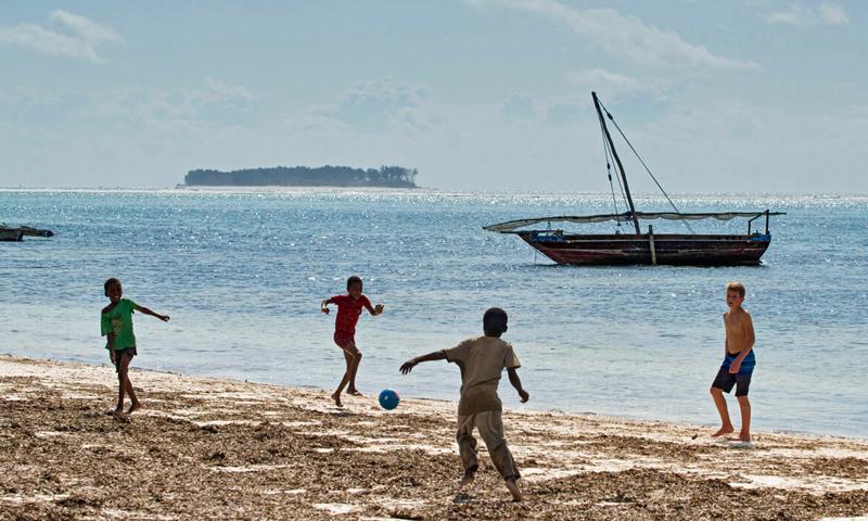 The i-escape blog / Our favourite beaches in the world / Tanzania