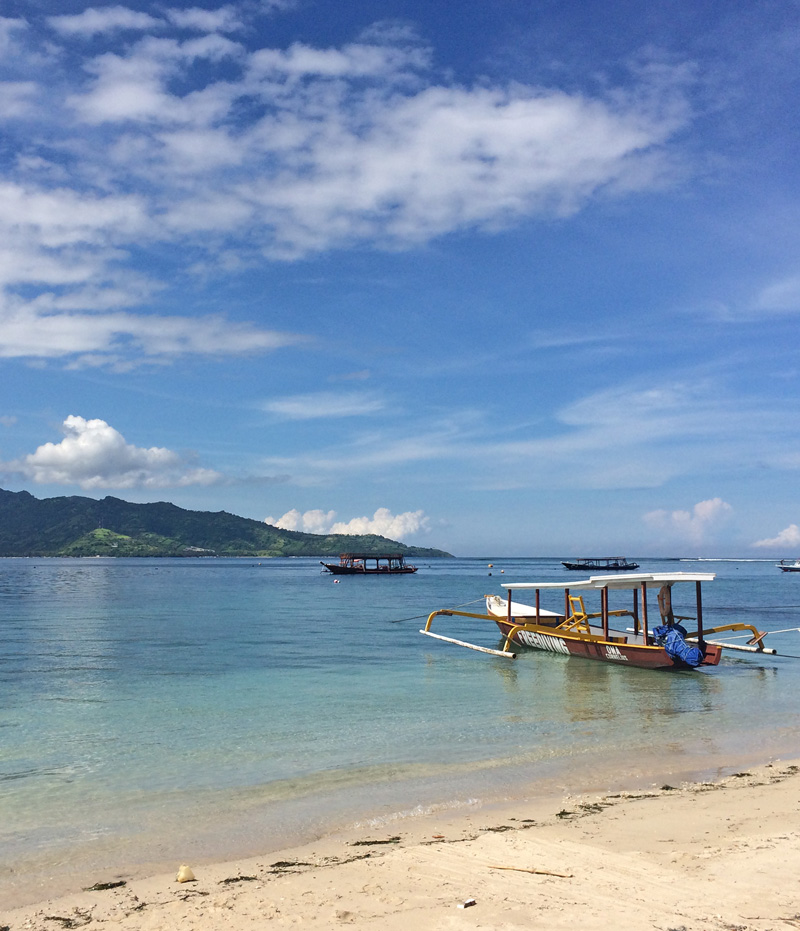 The i-escape blog / Our favourite beaches in the world / Gili Air