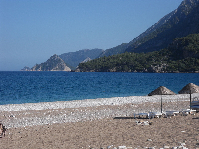 The i-escape blog / Our favourite beaches in the world / Cirali