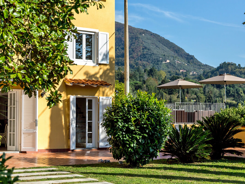 i-escape blog / Family Villas for Summer 2018 / Versilian Hideaways