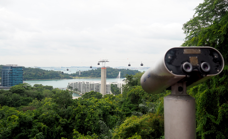The i-escape blog / Top things to do in Singapore / Southern Ridge