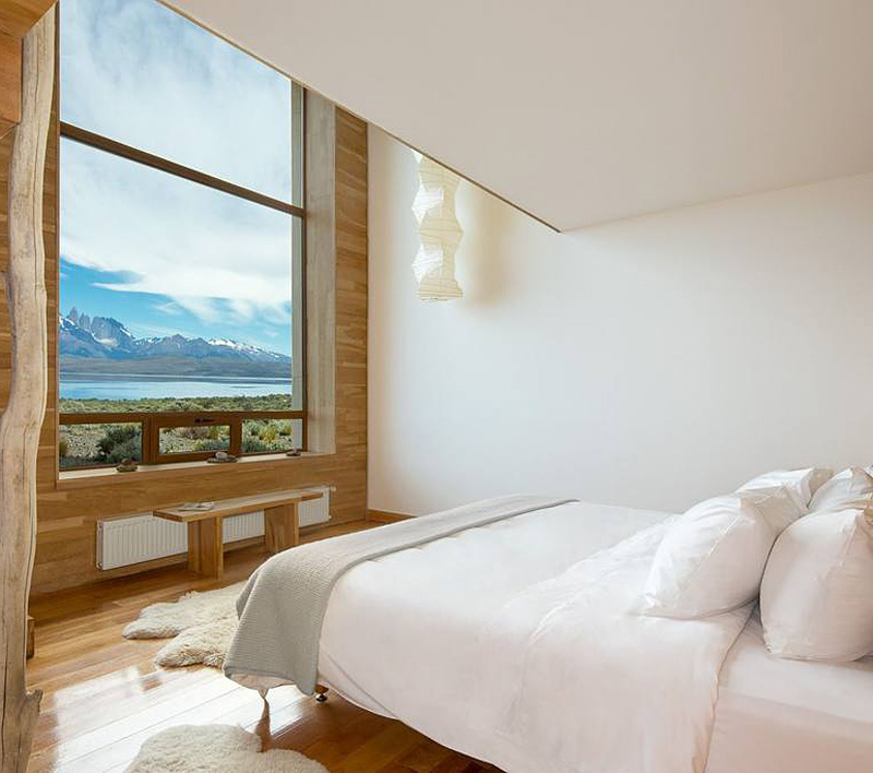 i-escape blog / Hotels with amazing views / Tierra Patagonia, Chile