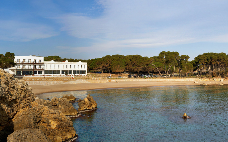 i-escape blog / Best Family Beach Holidays / Hostal Empuries