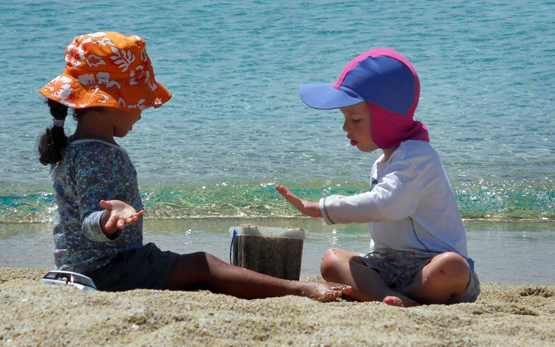 the i-escape blog / Which greek islands are best for families / Kavos Naxos