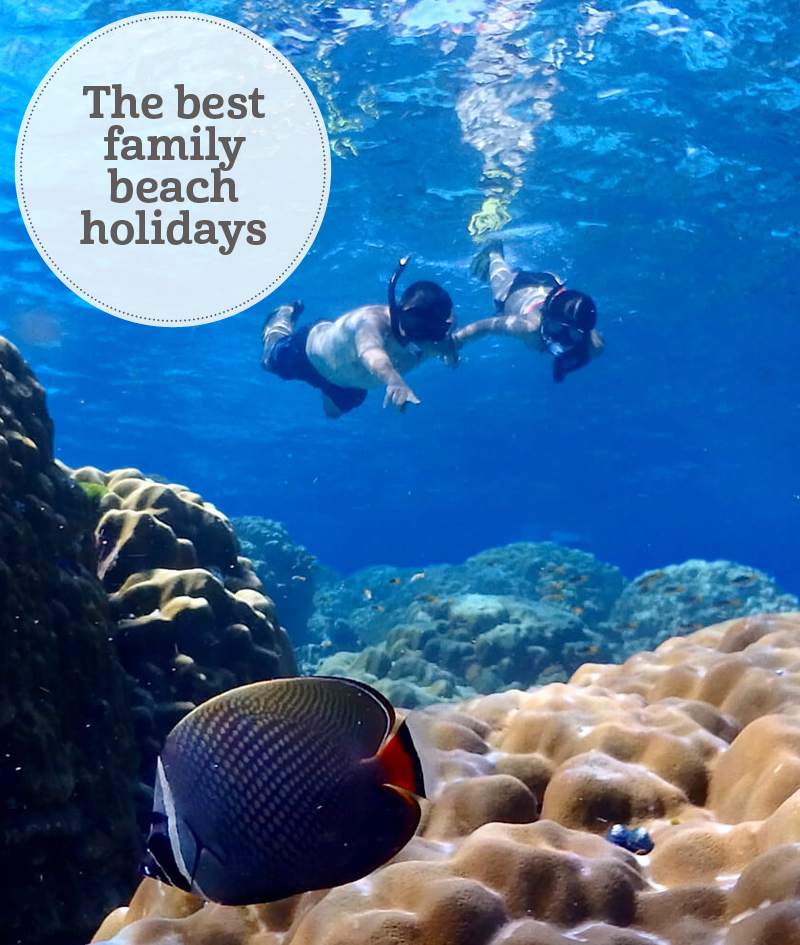 The i-escape blog / The best family beach holidays