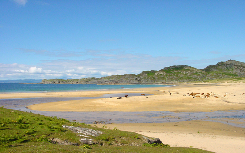 The i-escape blog / The best beaches in the UK / Kiloran Bay