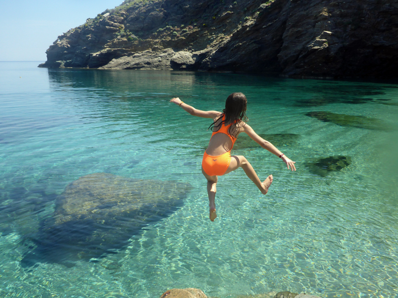 the i-escape blog / Which greek islands are best for families / Onar