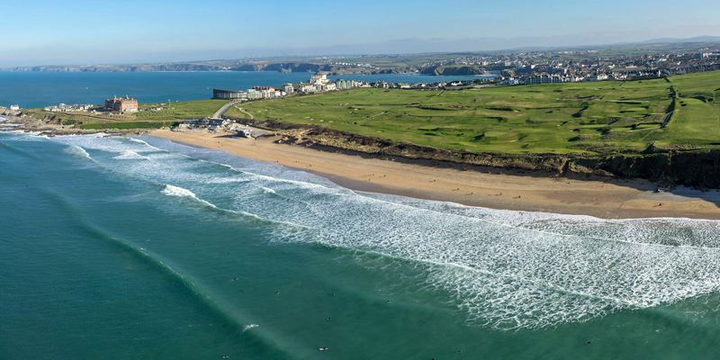 i-escape blog / Best Family Beach Holidays / Pentire Penthouse
