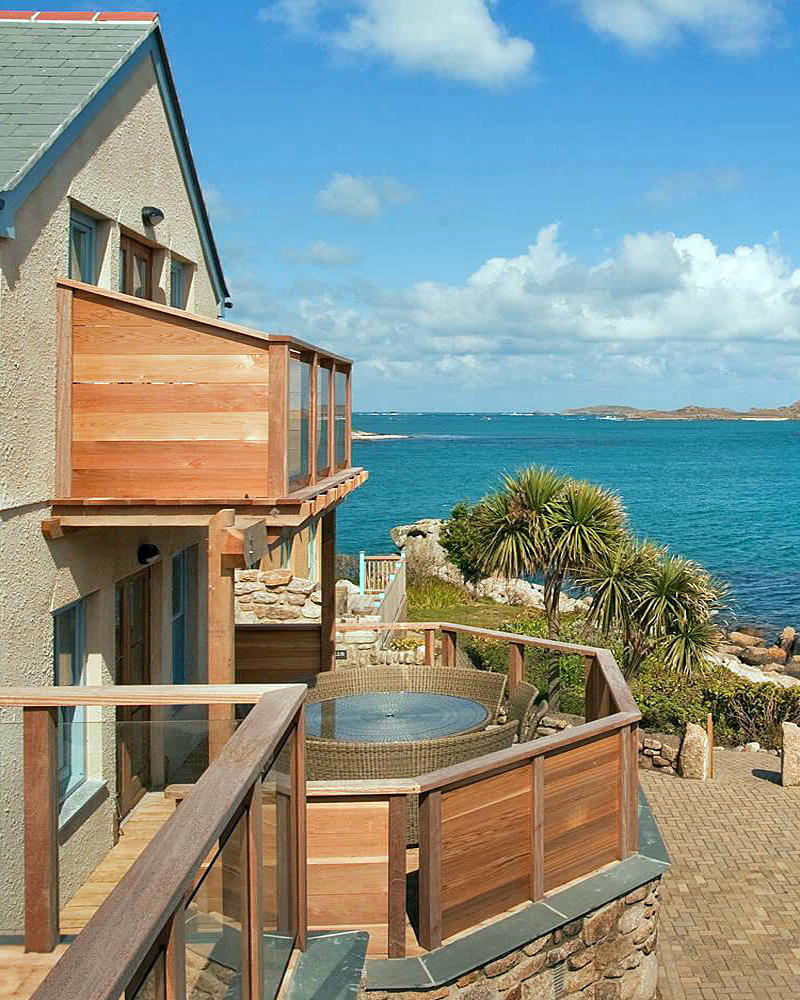 The i-escape blog / The best beaches in the UK / Sea Garden Cottages