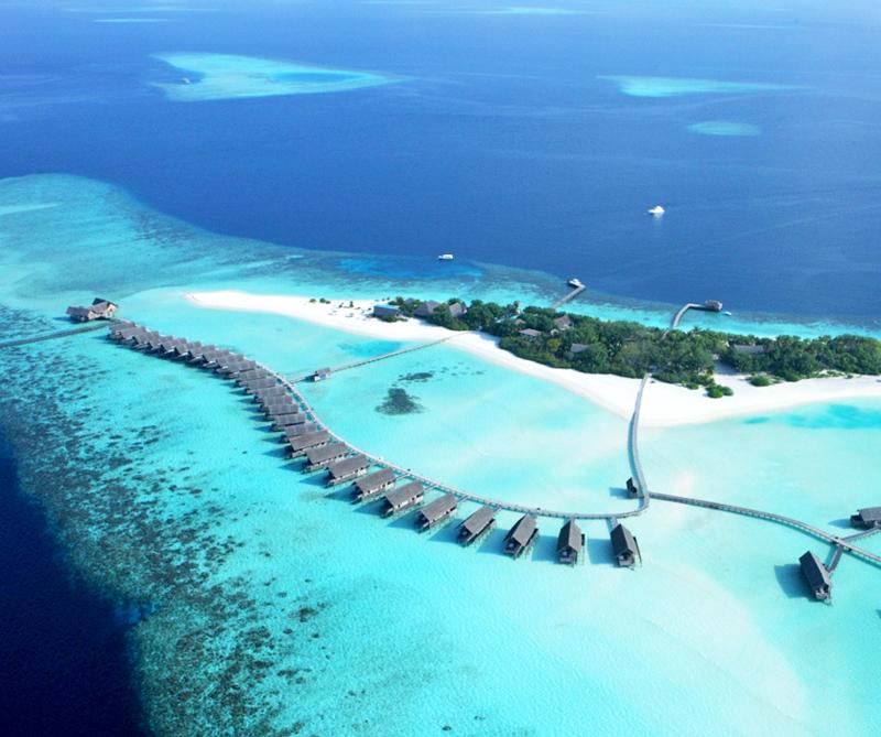 the i-escape blog / Bucket list beaches / Como Cocoa Island