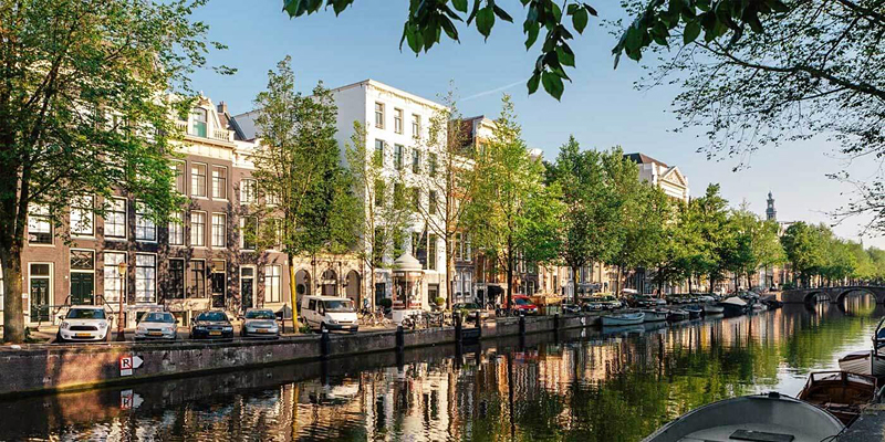 the i-escape blog / Our favourite holidays by Eurostar / Amsterdam