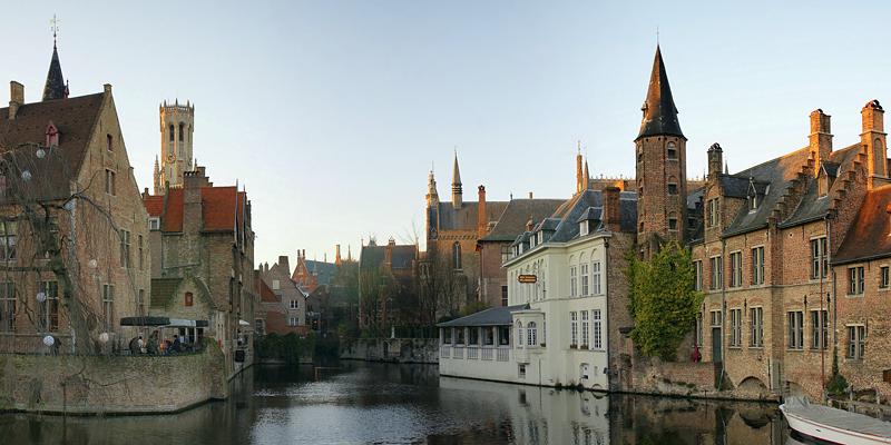 the i-escape blog / Our favourite holidays by Eurostar / Bruges ©Hans Hillewaert