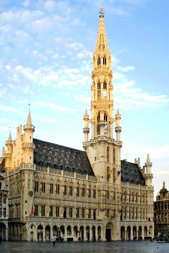 the i-escape blog / Our favourite holidays by Eurostar / Brussels Town Hall ©Ben2