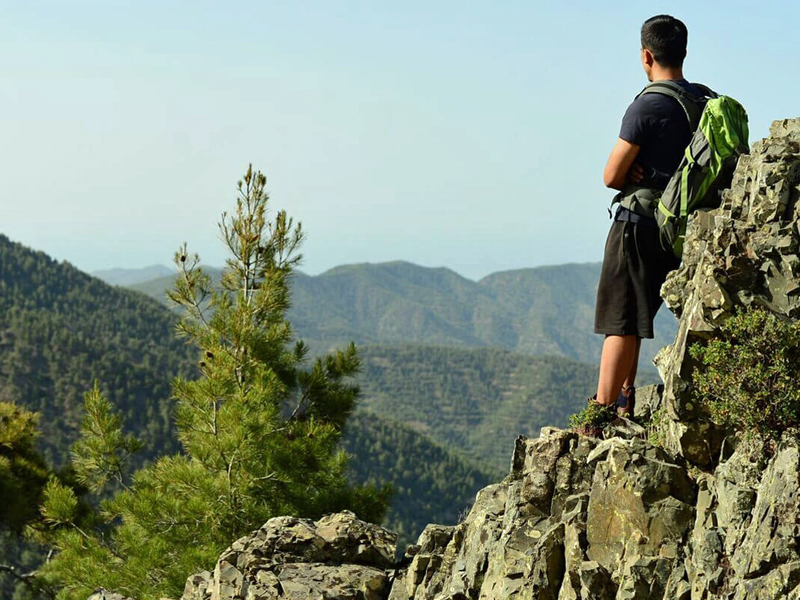 i-escape blog / Mountain Escapes for Older Kids & Teens / Casale Panayiotis