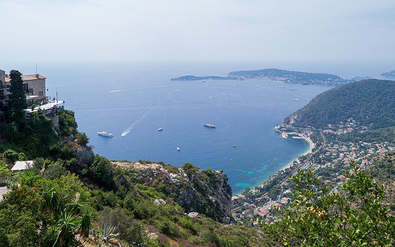 the i-escape blog / Our favourite holidays by Eurostar / Cote d'Azur ©Sergey Ashmarin