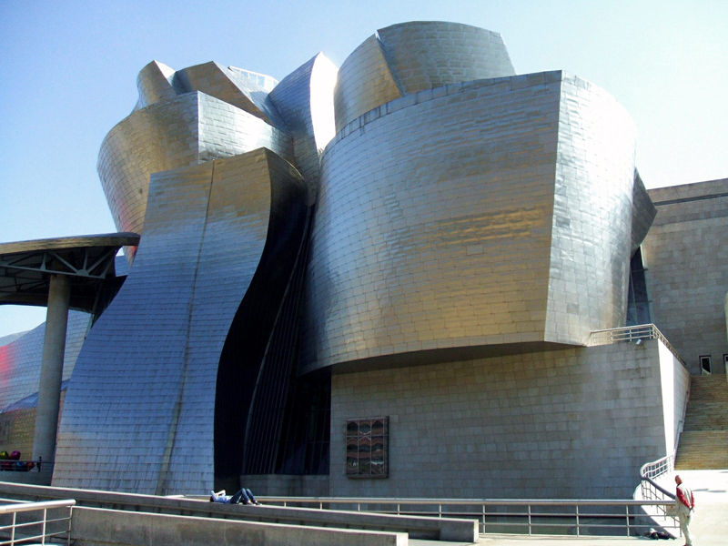 the i-escape blog / a road trip around northern spain / guggenheim museum
