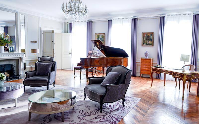 the i-escape blog / Our favourite holidays by Eurostar / Hotel Lancaster, Paris