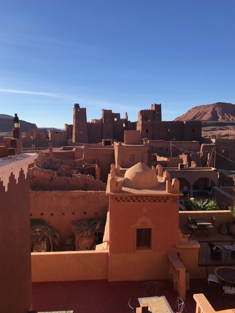 the i-escape blog / Camp Adounia: The desert adventure of a lifetime / Kasbah Ellouze